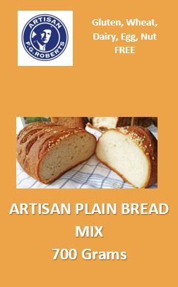 Artisan Plain Bread Mix 700g